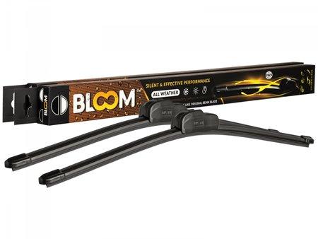 Wycieraczki samochodowe BLOOM (płaskie) do Citroen C5 03.2001-11.2003 [X4]
