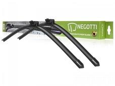 Wycieraczki samochodowe NEGOTTI (płaskie) do Fiat 500X 11.2014-